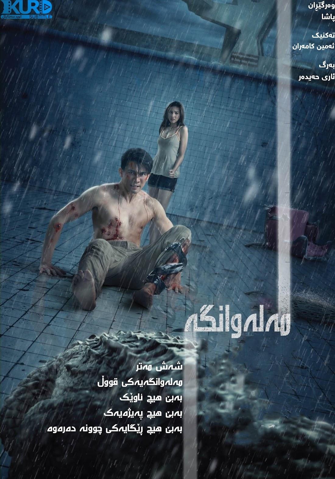 The Pool kurdish poster
