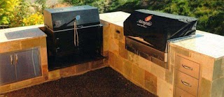 Built in Grills for Outdoor Kitchens Kitchen