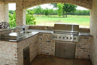 Unlimited Outdoor Kitchen Built in Pre Built