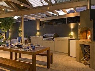 Outdoor Kitchen Ideas Australia Design Get Inspired By Photos Of