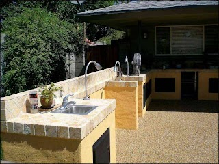 Outdoor Kitchen Creations 10 Lovely Concept
