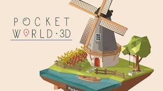 Pocket World 3D Mod Apk 1.6.3.2 [Unlimited Money]