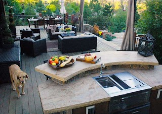 Outdoor Kitchen Denver Landscapes