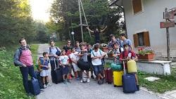 Junior Club Gita inizio anno