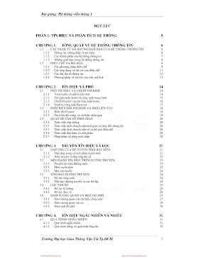 GTVT.Bài Giảng Hệ Thống Viễn Thông 1 - Phan Văn Ca, 169 Trang.pdf