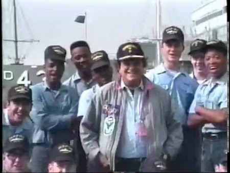 Bahrain: Visiting United States Navy Troops (Preparing for Passover) (Original Airdate 4/07/1991)