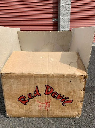 Red Devil Portable Outdoor Kitchen New Quantum The Gas