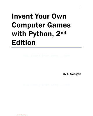 Invent Your Own Computer Games with Python, 2nd Edition.pdf