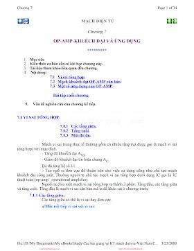 Mach Dien Tu Tuong Tu_7___OpAmp_khuyech_dai_va_ung_dung.pdf