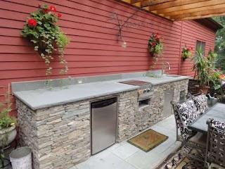 Outdoor Kitchen Modular Frame Kits Edselownerscom Ideas for Your New
