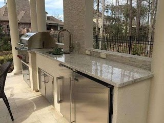 Granite for Outdoor Kitchen Luxury Countertops Blog The Best Countertop An