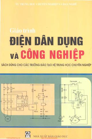 THCN.Giáo Trình Điện Dân Dụng Và Công Nghiệp - Vũ Văn Tẩm, 201 Trang.pdf