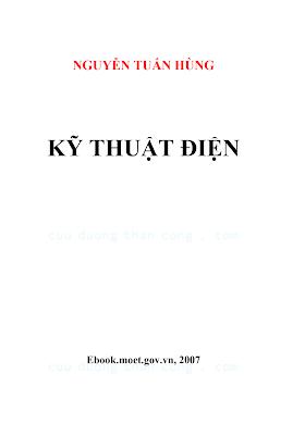 Kỹ Thuật Điện - Nguyễn Tuấn Hùng, 112 Trang.pdf