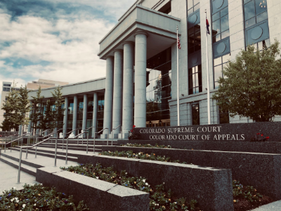 the Colorado Judicial Branch
