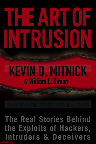 Kevin Mitnick - The Art of Intrusion.pdf