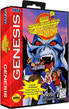 Let's Play Genesis Episode 19: The Adventures of Mighty Max