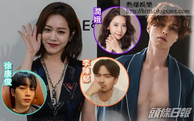 李棟旭同韓志旼各自出道多年,竟然係首次合作演情侶。