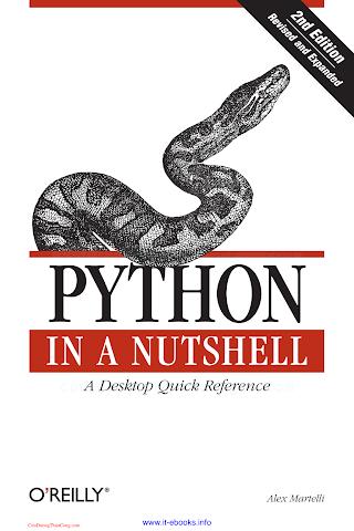 Python in a Nutshell, 2nd Edition.pdf