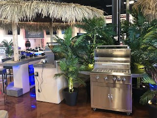 Outdoor Kitchens Jacksonville Fl Bbq Grills Fire Pits Paradise Grills