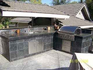 Outdoor Kitchen Tile Custom and Luxury S Berkeley S
