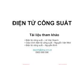 Slide.Điện Tử Công Suất - Đặng Quốc Vinh, 196 Trang.pdf