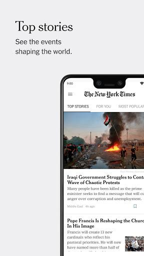 The New York Times APk 9.16   Latest Version 2020