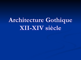 Architecture Gothique.ppt