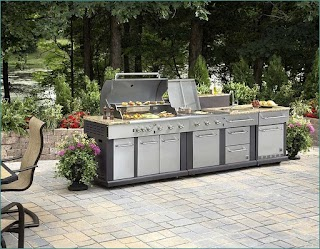 Outdoor Kitchen Cabinets Lowes Alshineacpcom