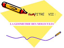 CHAPITRE VII cours chimie.ppt