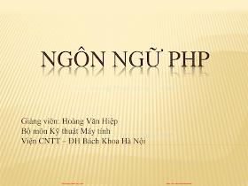 Ngôn ngữ PHP.pdf