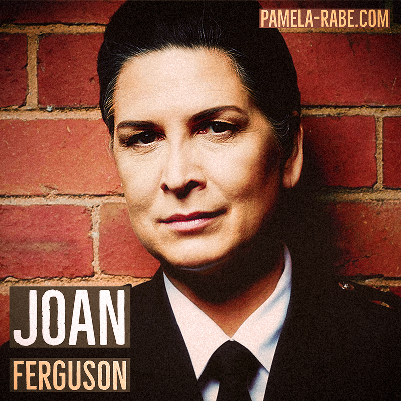 Pamela Rabe as Joan Ferguson