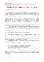 Méthodes d_étude Polycopié (2017-2018).pdf