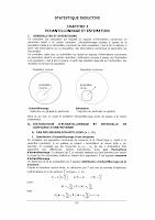 Echantilnnage et estimation.pdf