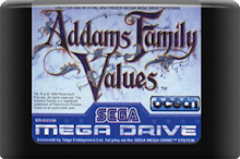 Let's Play Genesis Episode 16: Addams Family Values