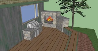 Melbourne Outdoor Kitchen Concepts Kevin Spencer Masonry