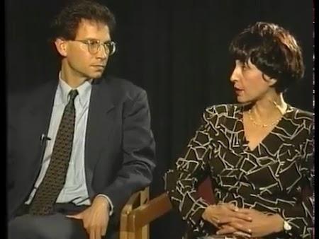 Charles Kupchan and Raghida Dergham (Original Airdate 1/28/1996)
