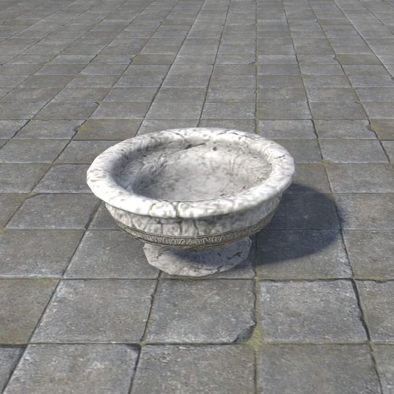 Alinor Bowl, Shallow Limestone