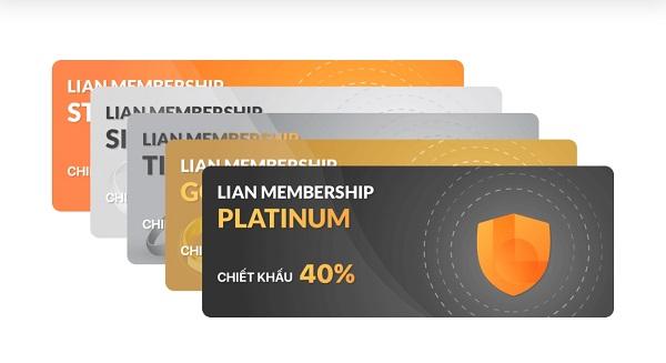 Làm thế nào để giữ được hạng và tăng hạng các cấp bậc danh hiệu của LIAN?