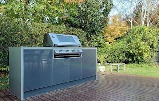 Outdoor Kitchen Barbecues Alfresco S Melbourne Alfresco S