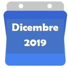 Dicembre 2019 Bis!