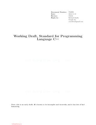 C++ International Standard (C++14).pdf