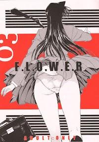 (C63) [Kopikura (Kino Hitoshi, Yokoshima Takemaru)] F.L.O.W.E.R Vol. 03 (Detective Conan) [English] [KageSennin]