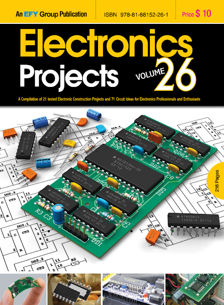 تحميل كتاب كتاب مشاريع إلكترونية .pdf - دوائر ومشاريع الكترونية
