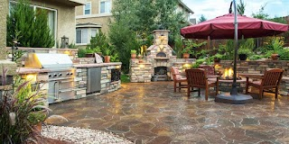 Outdoor Kitchens Richmond Va Spaces Patios Decks Porches Occ Group