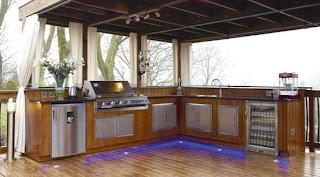 Outdoor Kitchen UK S