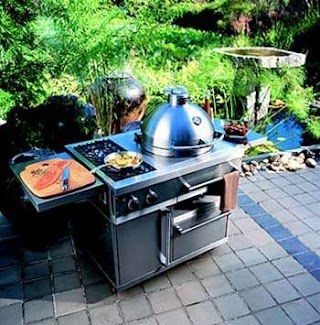 How Much Is an Outdoor Kitchen What Do You Really Need One D Do