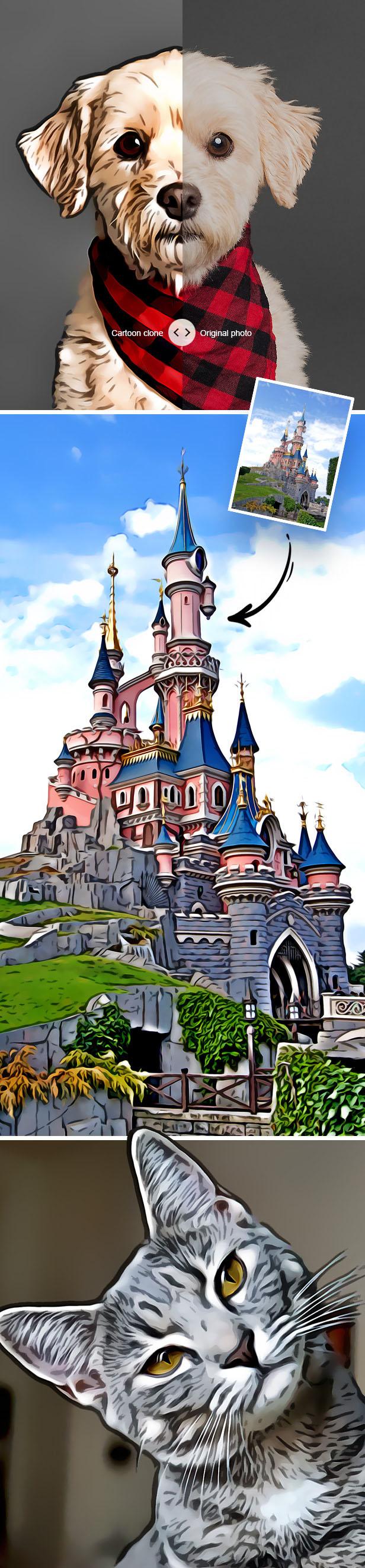 Cartoon Maker - Clone - Photoshop Plugin - 20