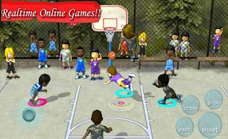 Street Basketball Association Mod Apk 3.1.6 [Unlimited Money]