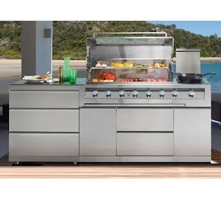 Gasmate Outdoor Kitchen Barbeques Shop By Category S Galaxy