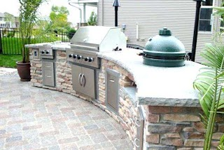 Outdoor Kitchen and Grills Tampa Custom Fl